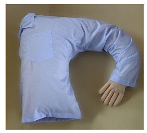E-Futuro® Funny Boyfriend Arm Soft Throw Pillow Body Hug Washable Girlfriend Cushion Bed Gift front-31127