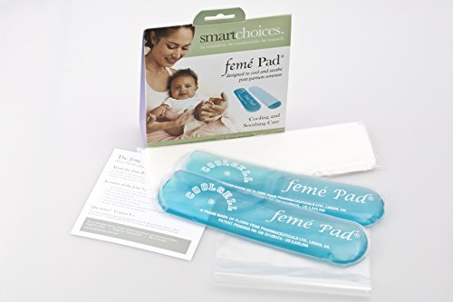 SmartChoices Feme Pad: 2 Pack