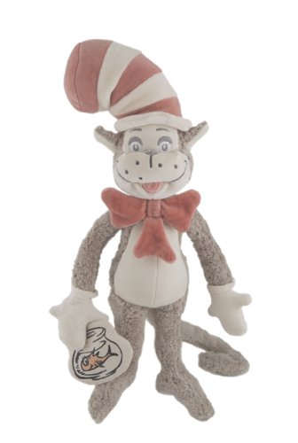Miyim Doctor Seuss Cat In The Hat Plush