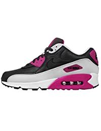 Nike Air Max 90 LTR Leather Mens Running Shoes 652980-005
