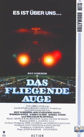 Das fliegende Auge [VHS]