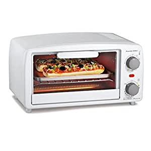 White Extra Large Toaster Oven Broiler
