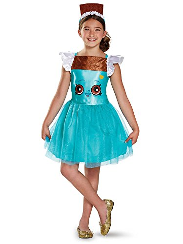 Cheeky Chocolate Classic Shopkins The Licensing Shop Costume