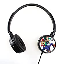 buy Super Mario Bros 1Fsmb014 Earphone Headphone Fashion Cartoon Stereo Sound