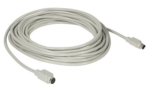 cheap keyboards cables to go 09470 25ft ps 2 m f keyboard mouse extension cable. Black Bedroom Furniture Sets. Home Design Ideas