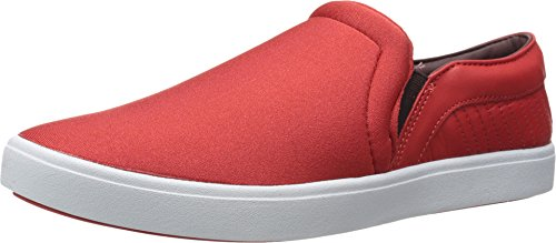 Creative Recreation Men's Capo Fashion Sneaker, Red/White, 12 M US
