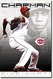 チャップマン MLB ポスター