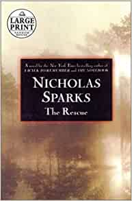 the rescue nicholas sparks pdf free download