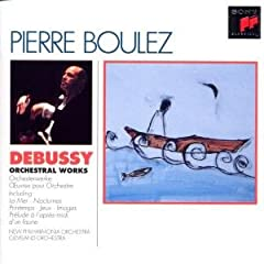 Boulez-Edition: Debussy (Orchesterwerke)