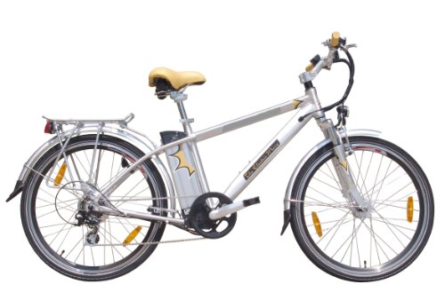 Electric Move B3 Pedelec Elektrofahrrad 26 Zoll 36V/10Ah SWISS INOVATION