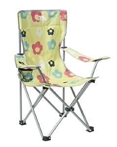 Trespass  Joejoe Kid's Camping Chair - Lemongrass Print, One Size