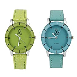 Lime Offers Watches For Womens and Girls(Pack Of 2)
