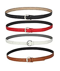 Sorella'z Combo of Belt for Girl's TWF-FOUR WRCB