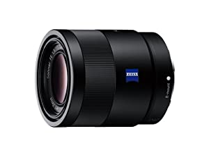 SONY E-mount interchangeable lens Sonnar T * FE 55mm F1.8 ZA SEL55F18Z - International Version (No Warranty)