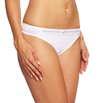 Curvy Kate CK2102 Gia Thong White Color NWT Large Sizes Available at
