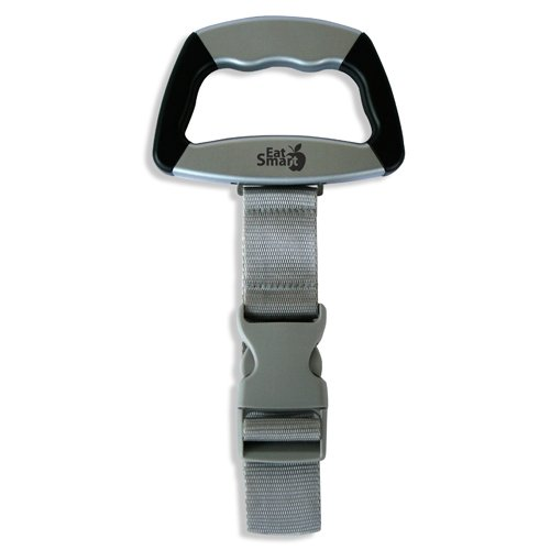 EatSmart Precision Voyager Digital Luggage Scale w/ 110 lb. Capacity & SmartGrip Picture