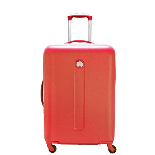 delsey-helium-4-wheels-trolley-67-cm-orange