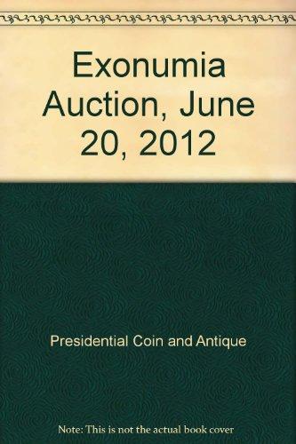 Exonumia Auction, June 20, 2012