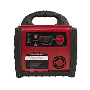 Wagan EL2355 200-Watt Power Dome Jumpstarter with Built-In Air Compressor and LED Utility Light at Sears.com