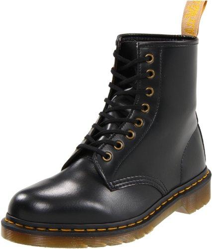 Dr. Martens Unisex-Adult Vegan 1460 Black Lace Up Boot 14045001 4 UK