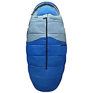 Ultra coolvent sleeping bag