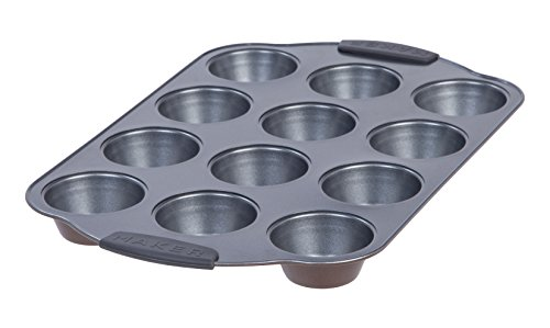 MAKER Homeware 12 Cup Standard Muffin Pan