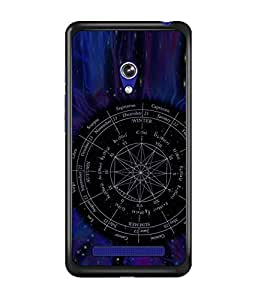 PRINTSWAG ZODIAC Designer Back Cover Case for ASUS ZENFONE 5 A501CG