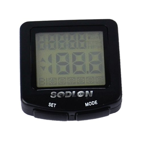 Zeagoo Cycling Bicycle Wired Cycle Odometer Speedometer