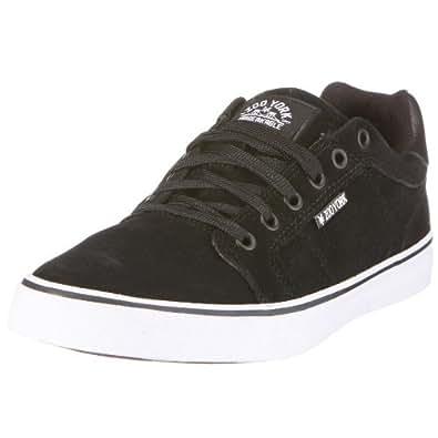 Zoo York Footwear Huber Pro 42201 BLK, Herren Sneaker, Schwarz (BLK), EU 41