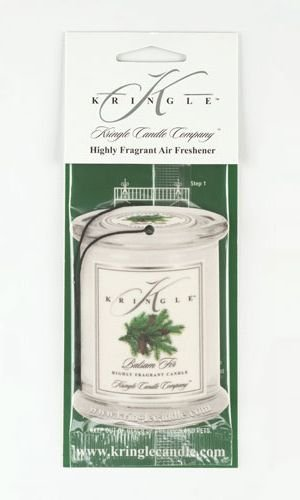 Kringle Candle Air Freshener: Balsam Fir Scented Candle