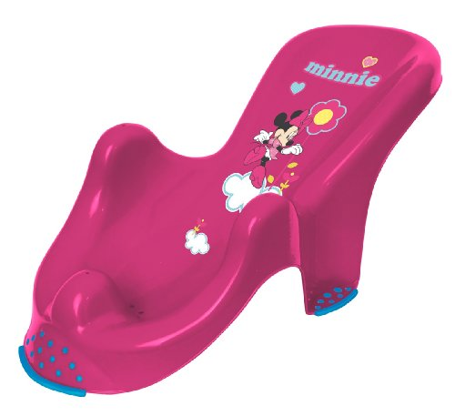 Disney Minnie Mouse Baby Bath Chair Support Seat - Pink