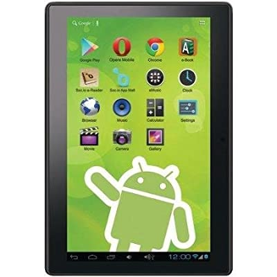 "DPI Zeki with WiFi 10.1"" Touchscreen Tablet PC Featuring Android 4.1.1 (Jelly Bean) Operating System"