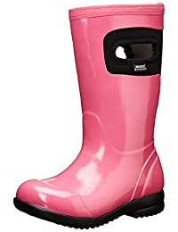 Bogs Kids Tacoma Solid Waterproof Boot (Toddler/Little Kid/Big Kid