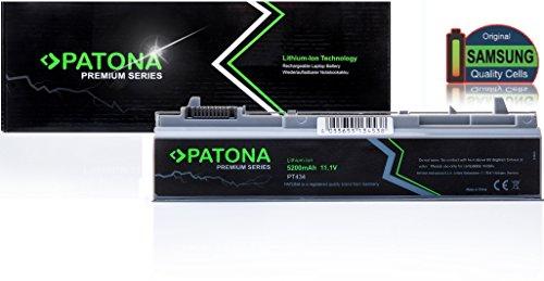 PATONA Batterie Premium pour ordinateur portable pour Dell | Latitude E6400 | E6400 ATG | E6400 XFR | E6410 | E6410 ATG | E6500 | E6510 | Precision M2