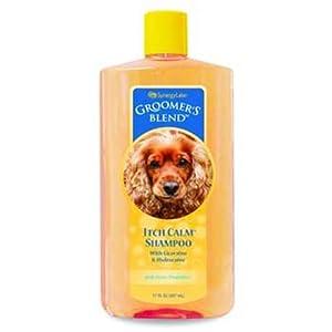 SynergyLabs Groomer's Blend Itch Calm Shampoo, 17-Ounce