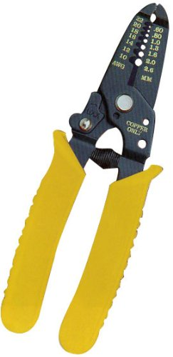 SE - Copper Wire Stripper - Strip From 10 To 22 Gauge, 6in. - 8863WS