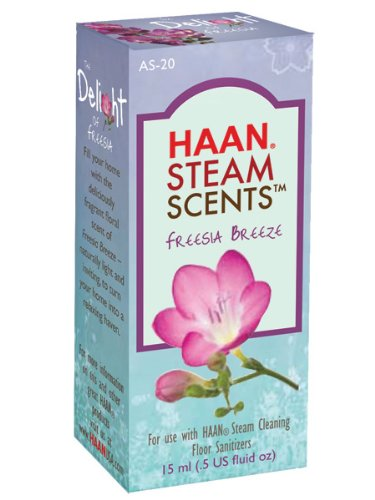 Learn More About Hann Steam Scents - Freesia Breeze