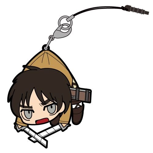 Strap pinched Attack on Titan Ellen (japan import)