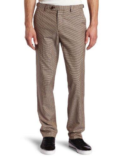 Ben Sherman Mens MC5310H Heritage Mini Check Trousers W34 L32