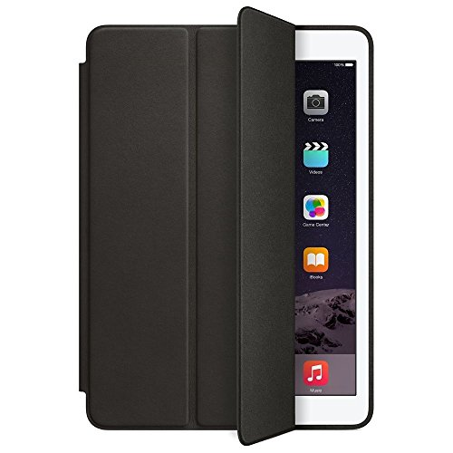 Debase Luxury Slim Stand Genuine Leather Cover Smart Case For Apple iPad Pro 12.9 inch