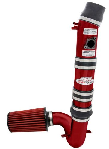 AEM 21-485R Red Cold Air Intake System (Mazda Cold Air Intake compare prices)