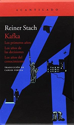 Kafka estuche - Volumen 2 (El Acantilado)