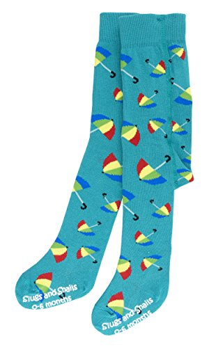 slugs-snails-unisex-tights-umbrellas-2-3-years-86-92cm