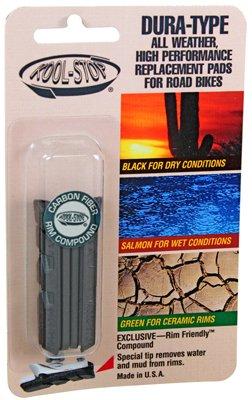 Buy Low Price Kool Stop braking pad Dura Type, Carbon (KS-DURACF)
