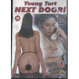 Young Tart Next Door! [DVD]