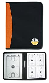 Anaconda Sports® AK-CF-BLCK-RD Rock® Coaches Folder (Includes Diagram Board, Pen and Writing Pad)