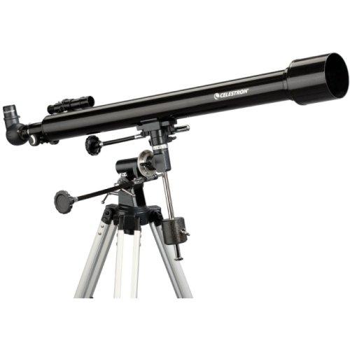 21043 Telescope, Powerseeker 60Eq, Celestron Telescope