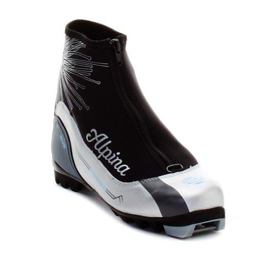 Alpina T10 Eve Womens NNN Cross Country Ski Boots 2012