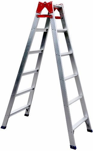 Telesteps 612FC 12.5-Feet  Extension  Ladder with 6-Feet  Step