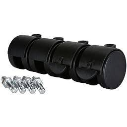 Penn-Elcom R8480 4-Piece Caster Set for R8500 Series